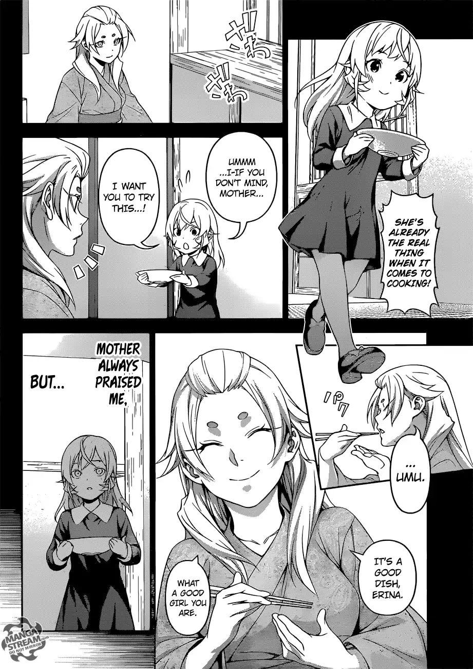 Shokugeki no Soma Chapter 309  Online Free Manga Read Image 5