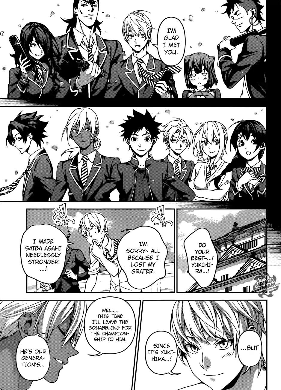 Shokugeki no Soma Chapter 310  Online Free Manga Read Image 18
