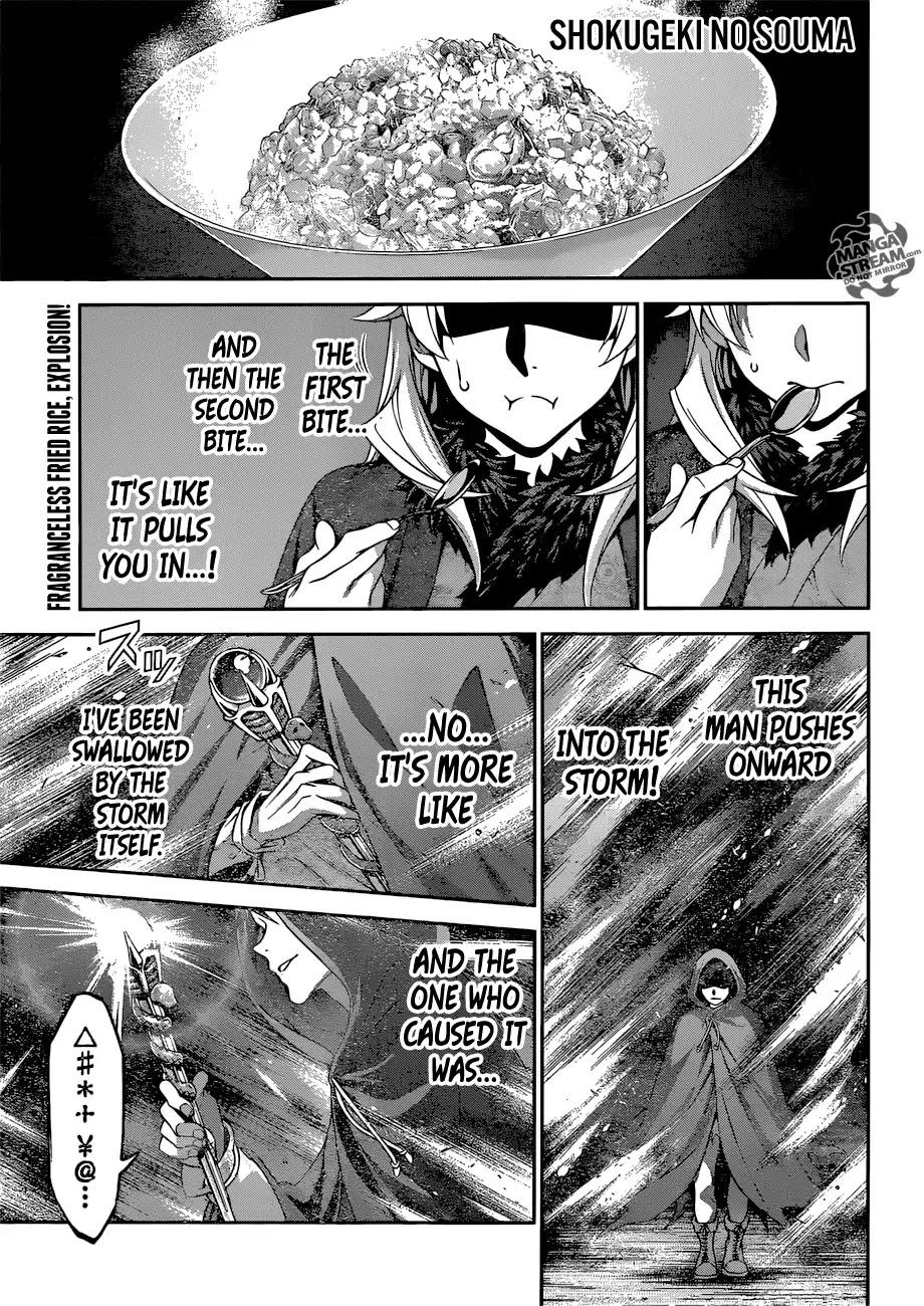 Shokugeki no Soma Chapter 312  Online Free Manga Read Image 1