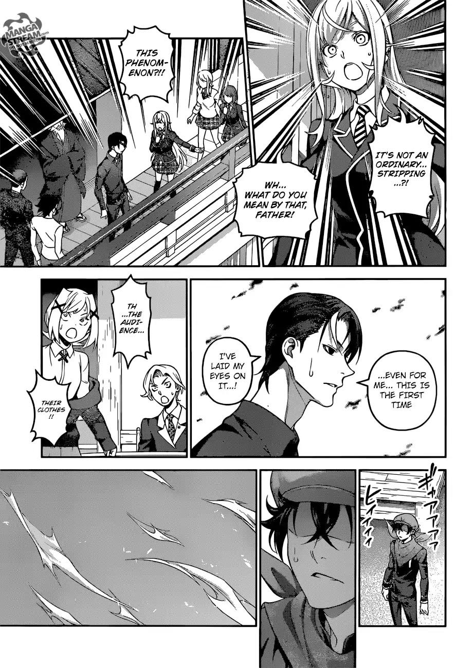 Shokugeki no Soma Chapter 312  Online Free Manga Read Image 4