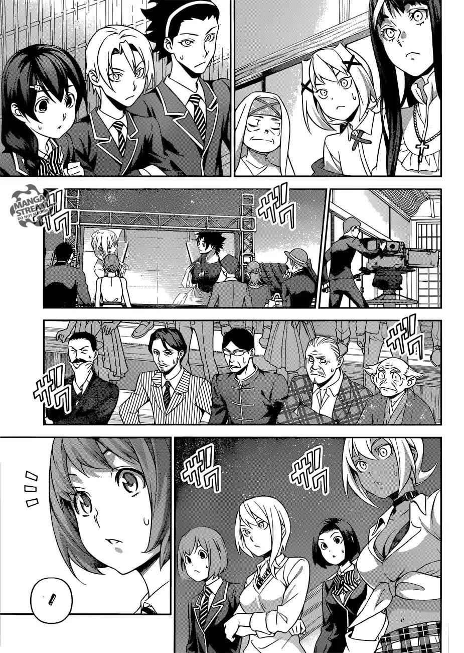 Shokugeki no Soma Chapter 313  Online Free Manga Read Image 12