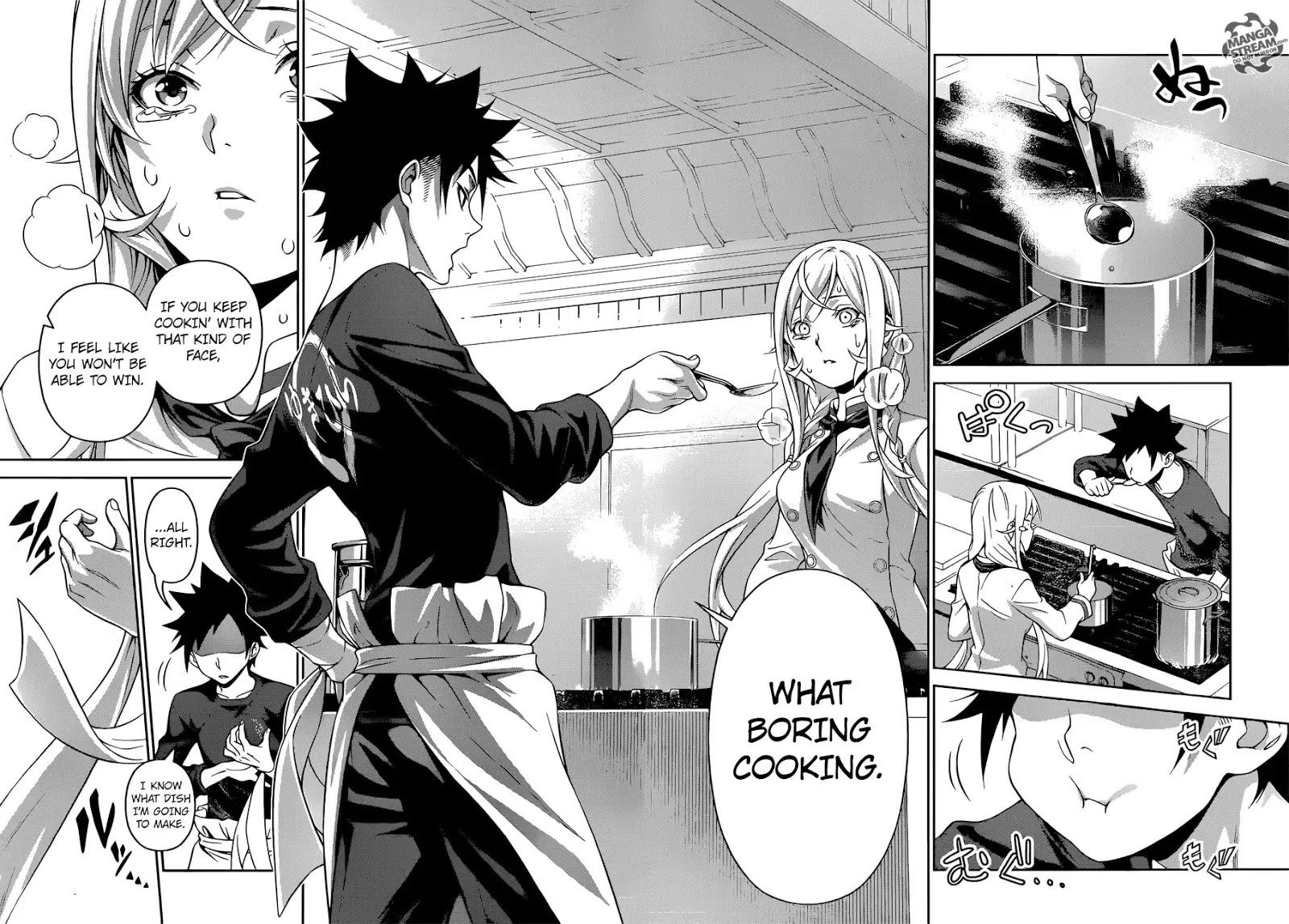 Shokugeki no Soma Chapter 313  Online Free Manga Read Image 17