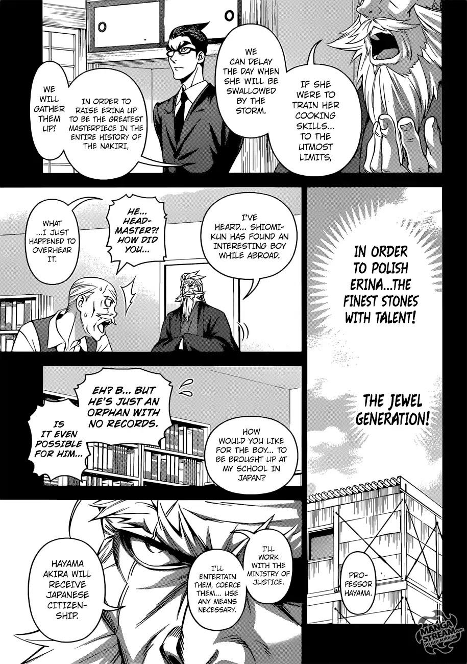 Shokugeki no Soma Chapter 314  Online Free Manga Read Image 8