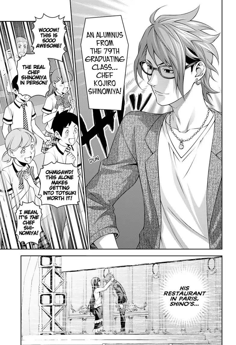 Shokugeki no Soma Chapter 315.1  Online Free Manga Read Image 16