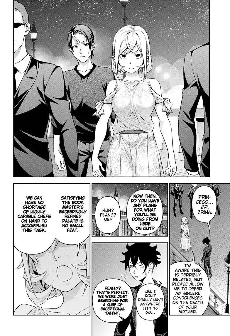 Shokugeki no Soma Chapter 315.2  Online Free Manga Read Image 27