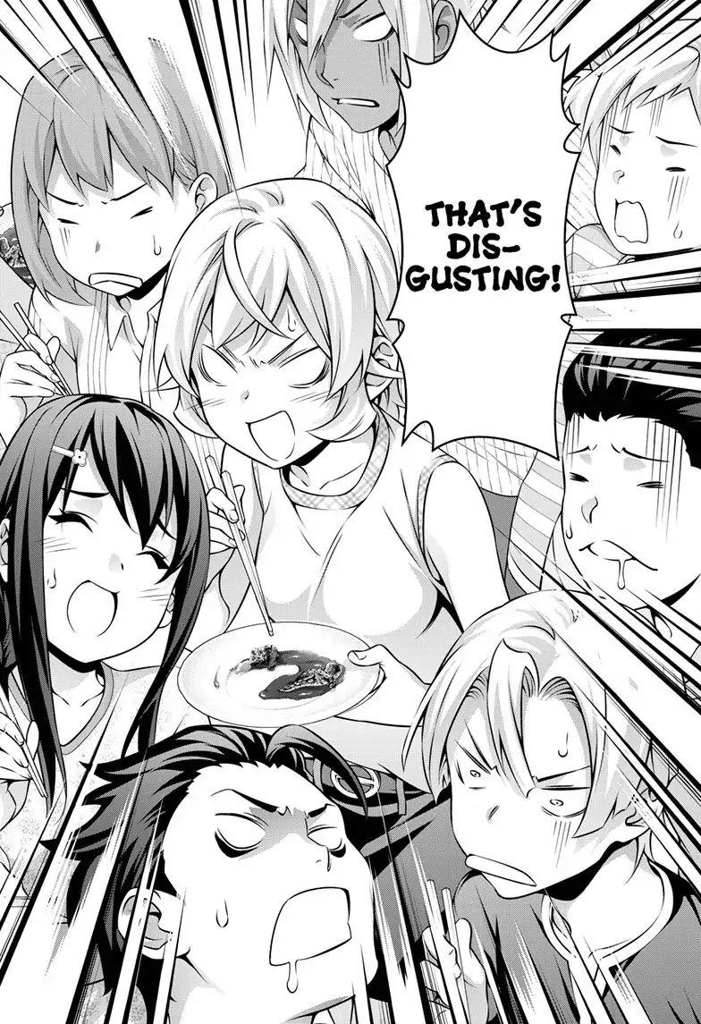 Shokugeki no Soma Chapter 315.3  Online Free Manga Read Image 30