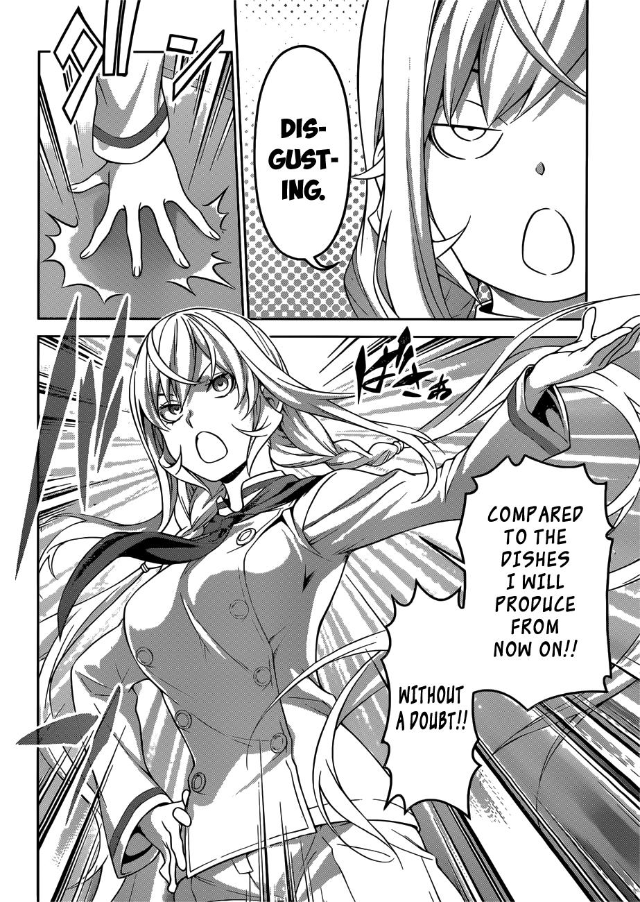 Shokugeki no Soma Chapter 315  Online Free Manga Read Image 15