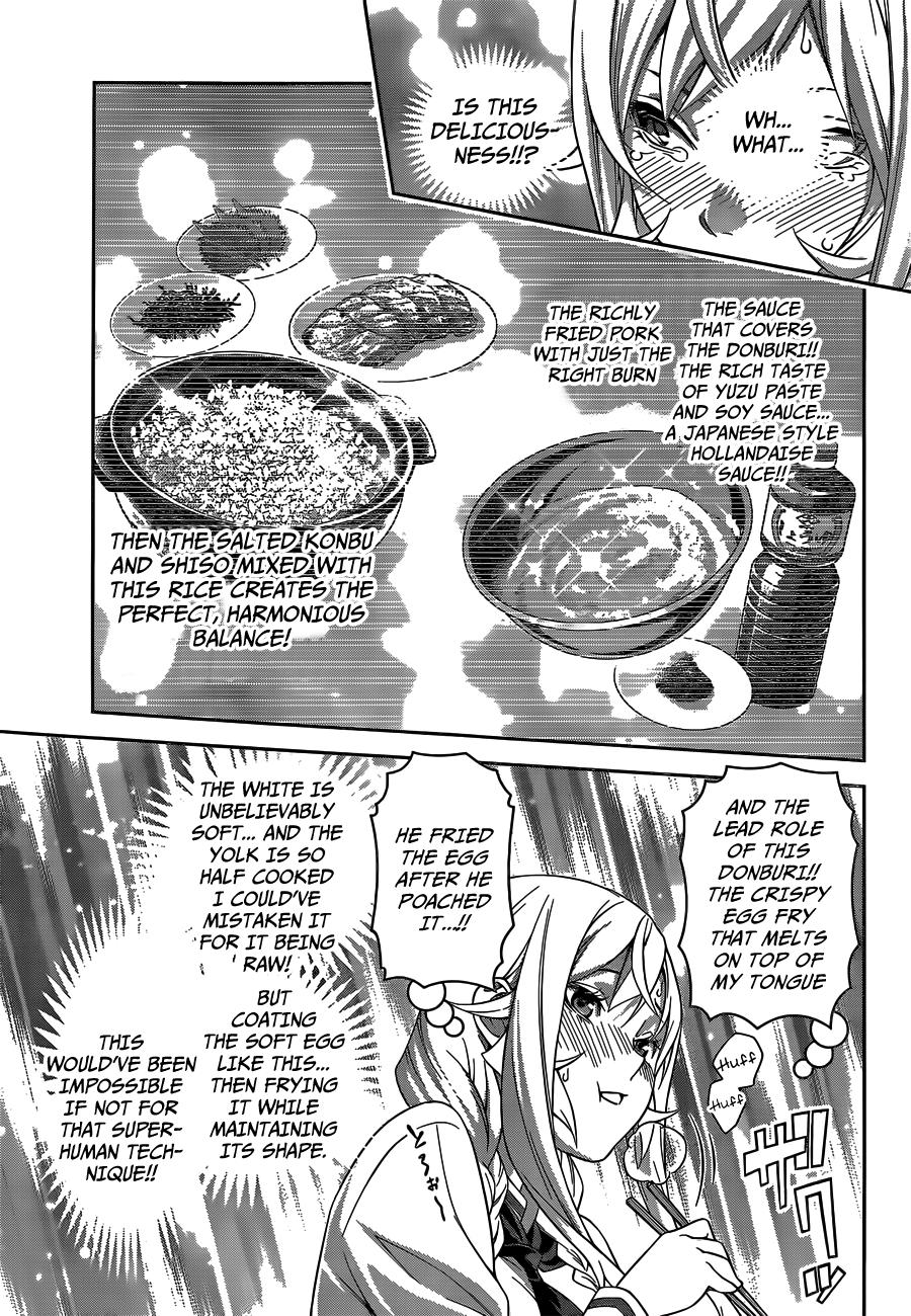 Shokugeki no Soma Chapter 315  Online Free Manga Read Image 5