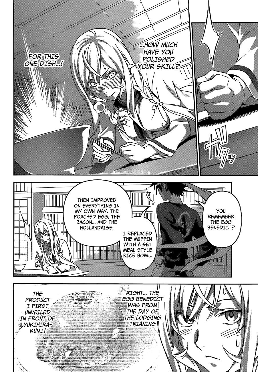 Shokugeki no Soma Chapter 315  Online Free Manga Read Image 6