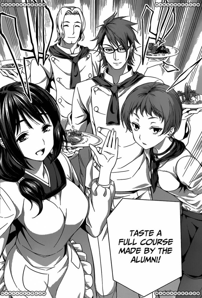Shokugeki no Soma Chapter 33  Online Free Manga Read Image 18