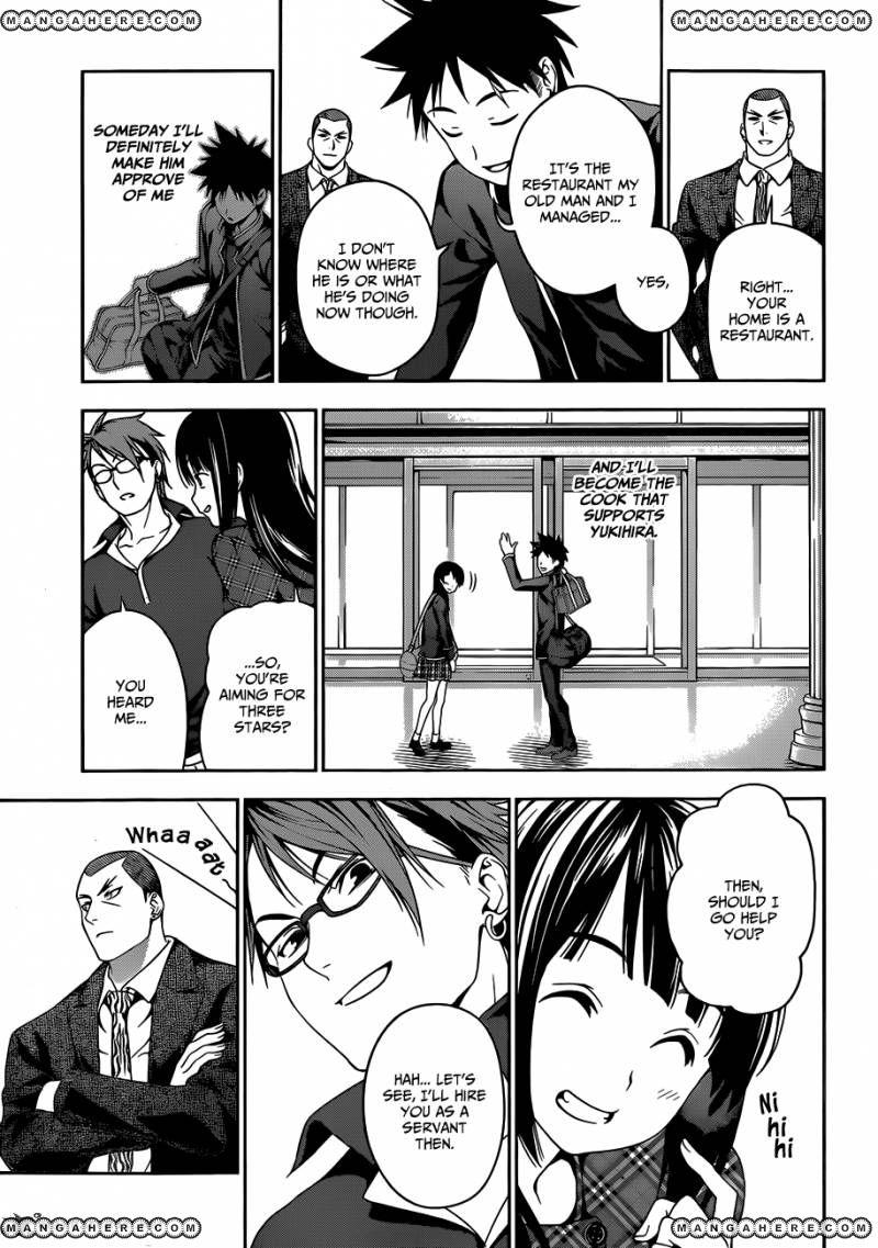 Shokugeki no Soma Chapter 34  Online Free Manga Read Image 8
