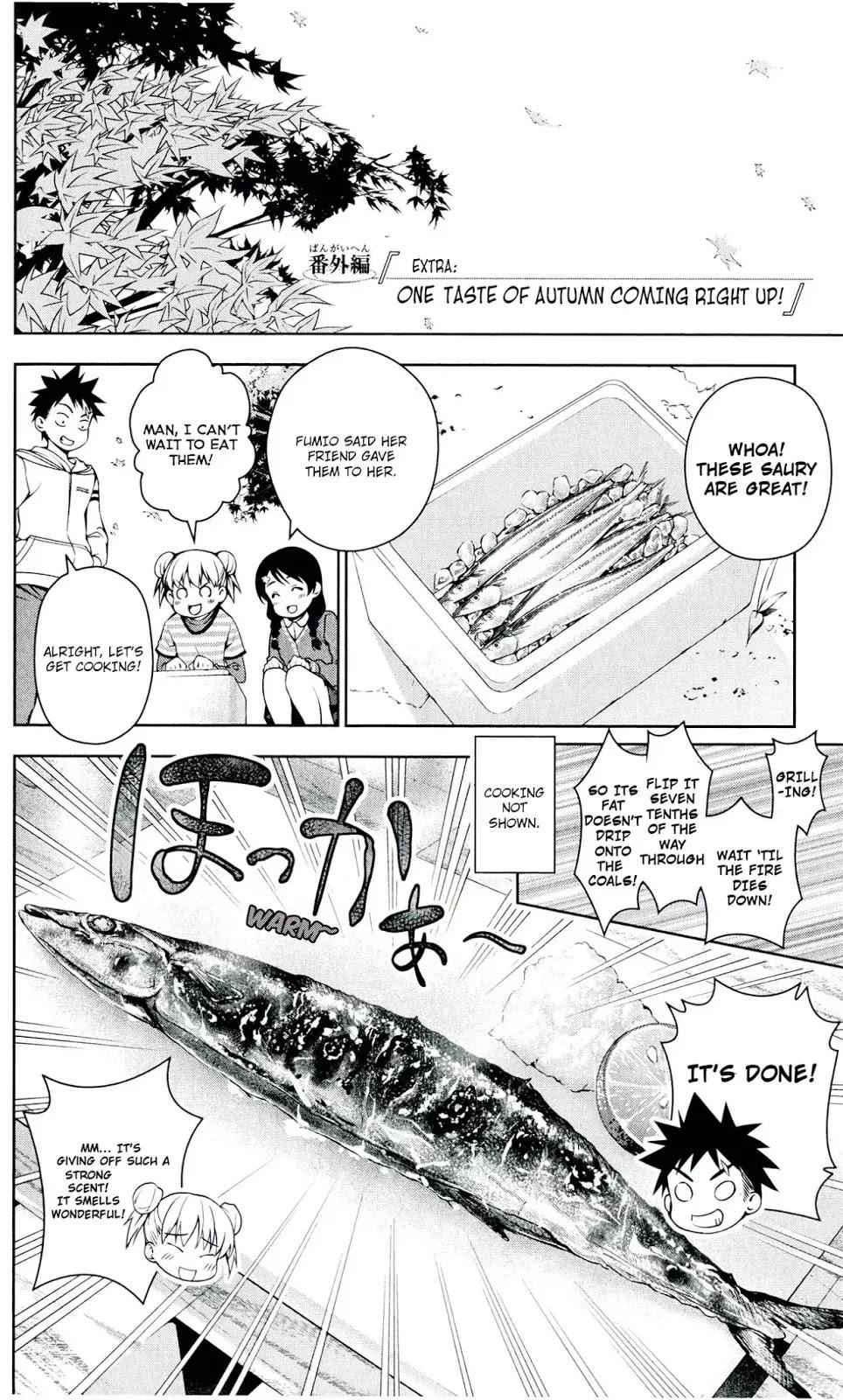Shokugeki no Soma Chapter 39.5  Online Free Manga Read Image 10