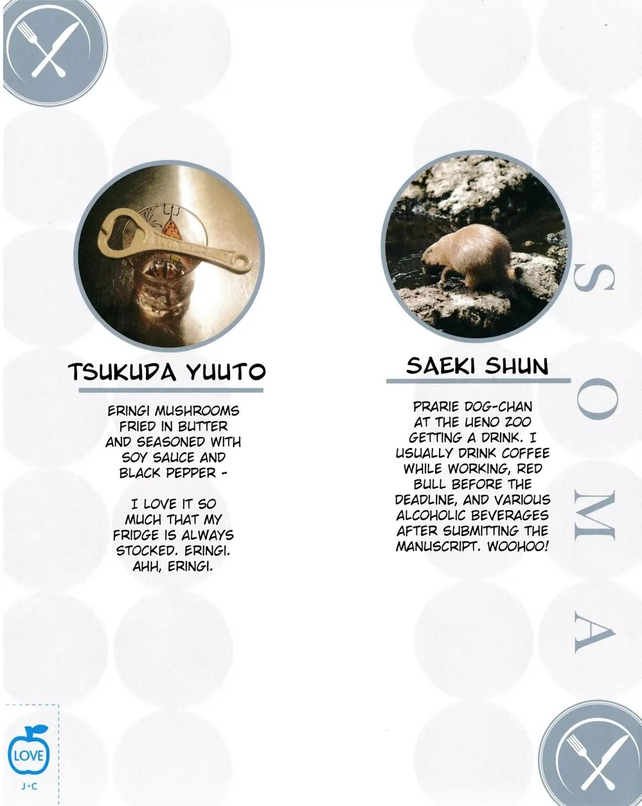 Shokugeki no Soma Chapter 39.5  Online Free Manga Read Image 7