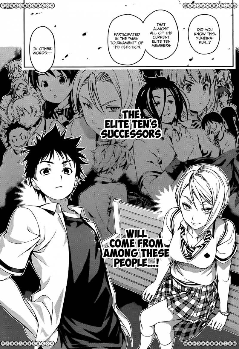 Shokugeki no Soma Chapter 40  Online Free Manga Read Image 18