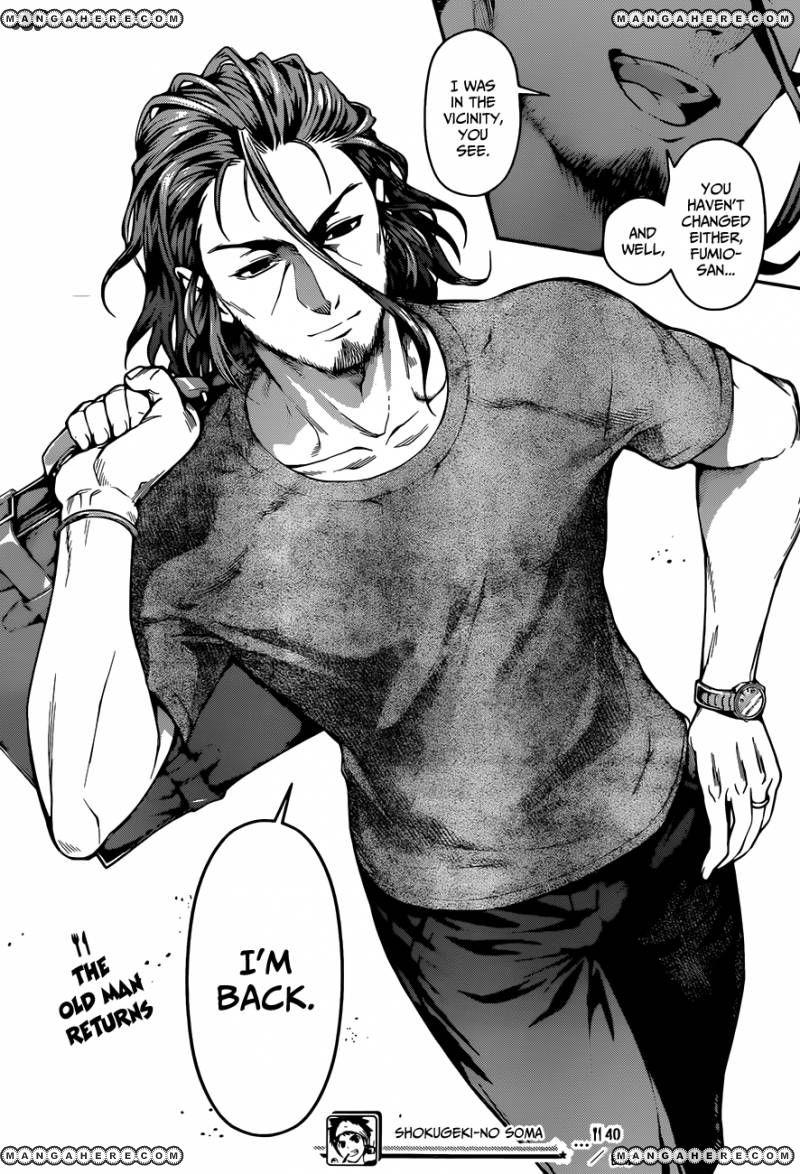 Shokugeki no Soma Chapter 40  Online Free Manga Read Image 20