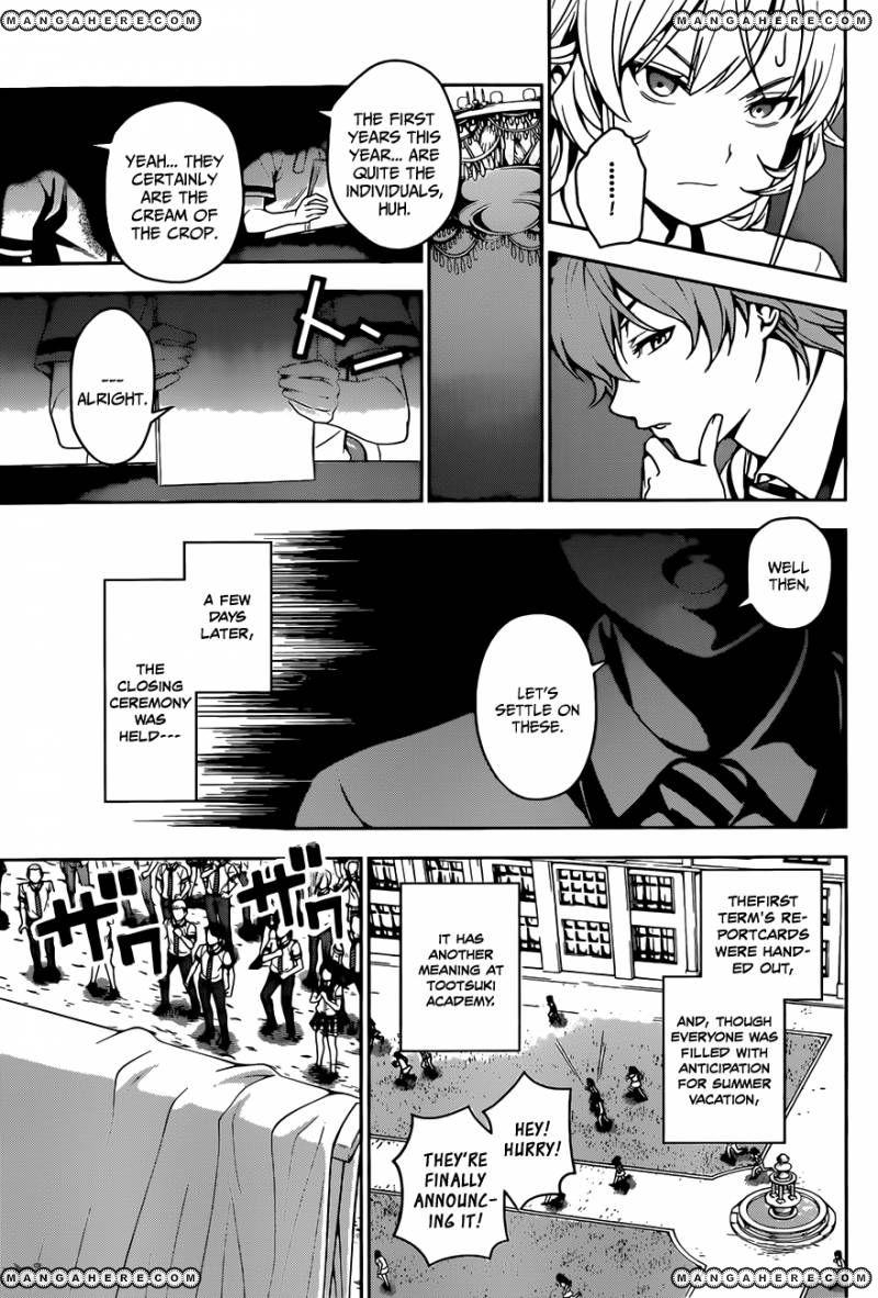 Shokugeki no Soma Chapter 40  Online Free Manga Read Image 4
