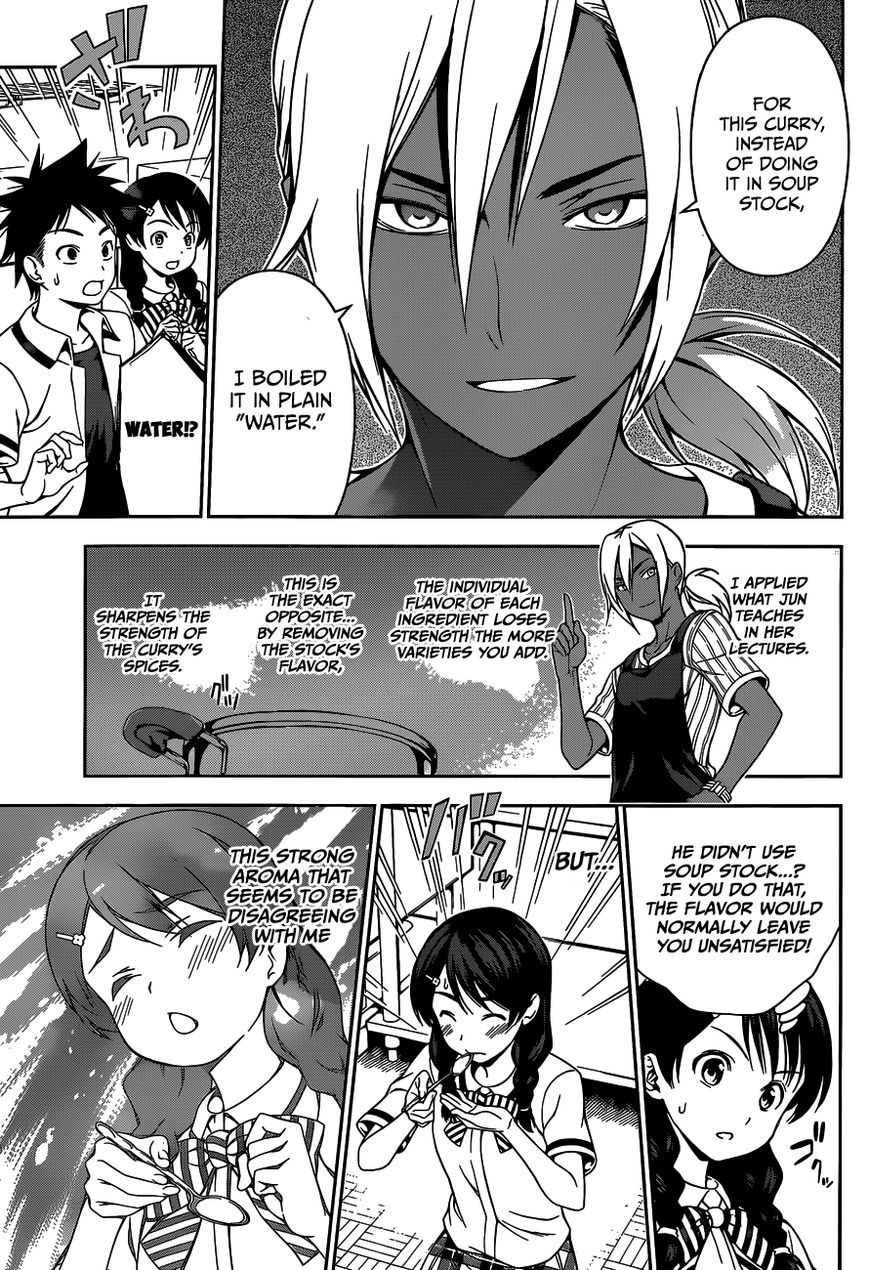 Shokugeki no Soma Chapter 45  Online Free Manga Read Image 14