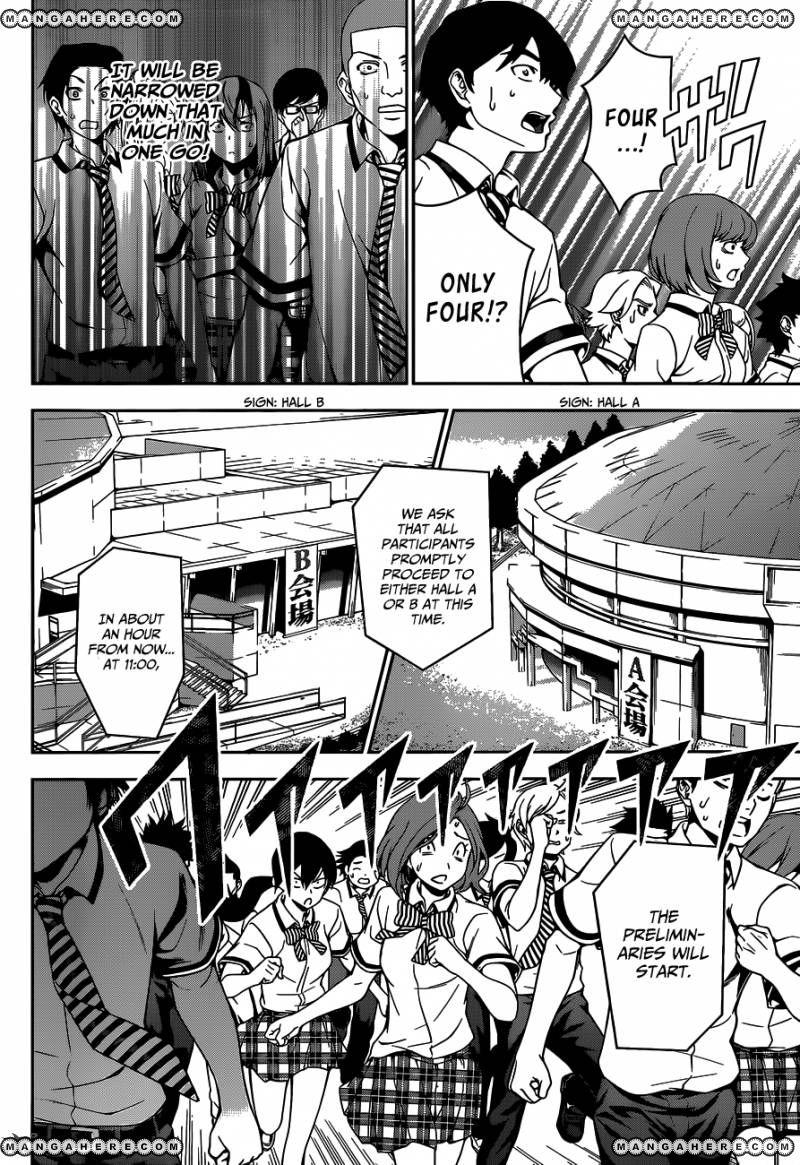Shokugeki no Soma Chapter 47  Online Free Manga Read Image 16