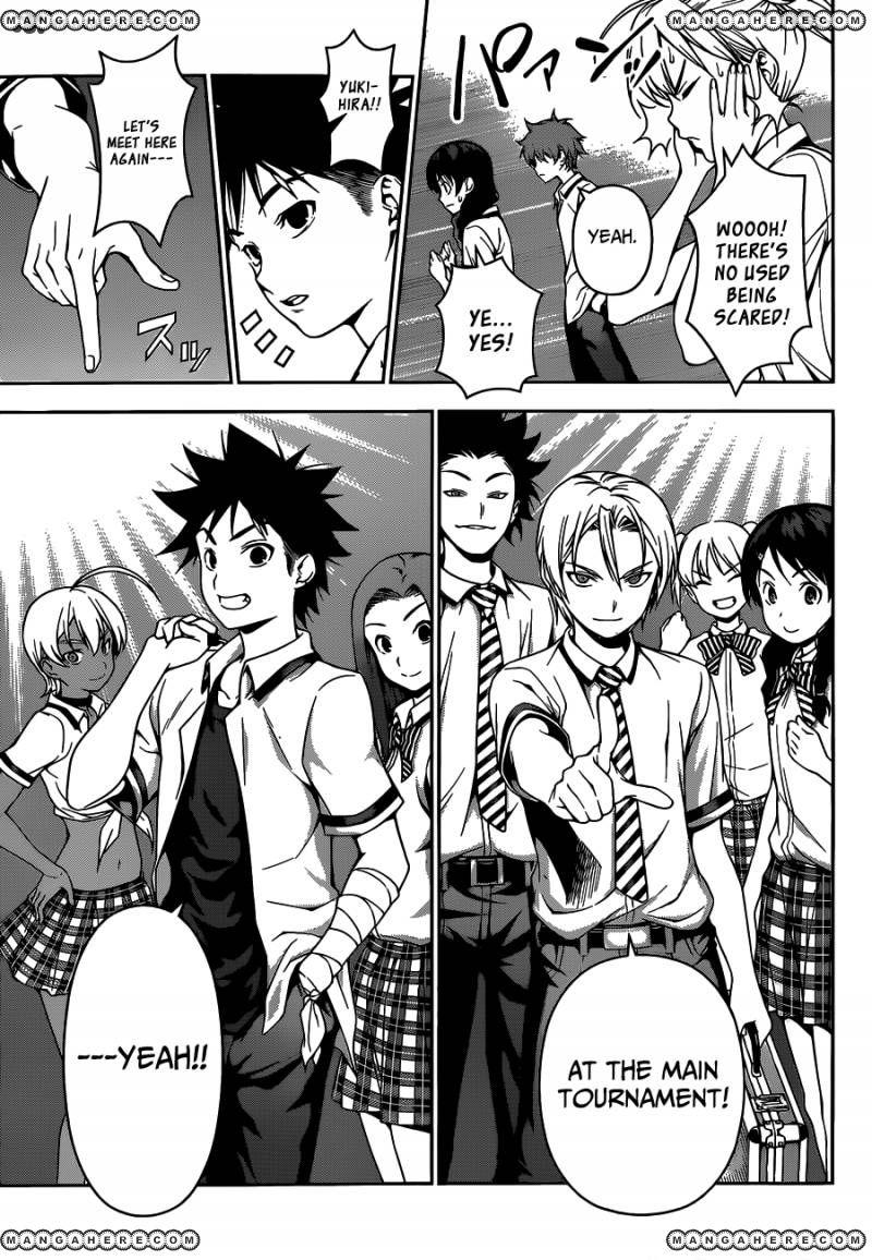 Shokugeki no Soma Chapter 47  Online Free Manga Read Image 17