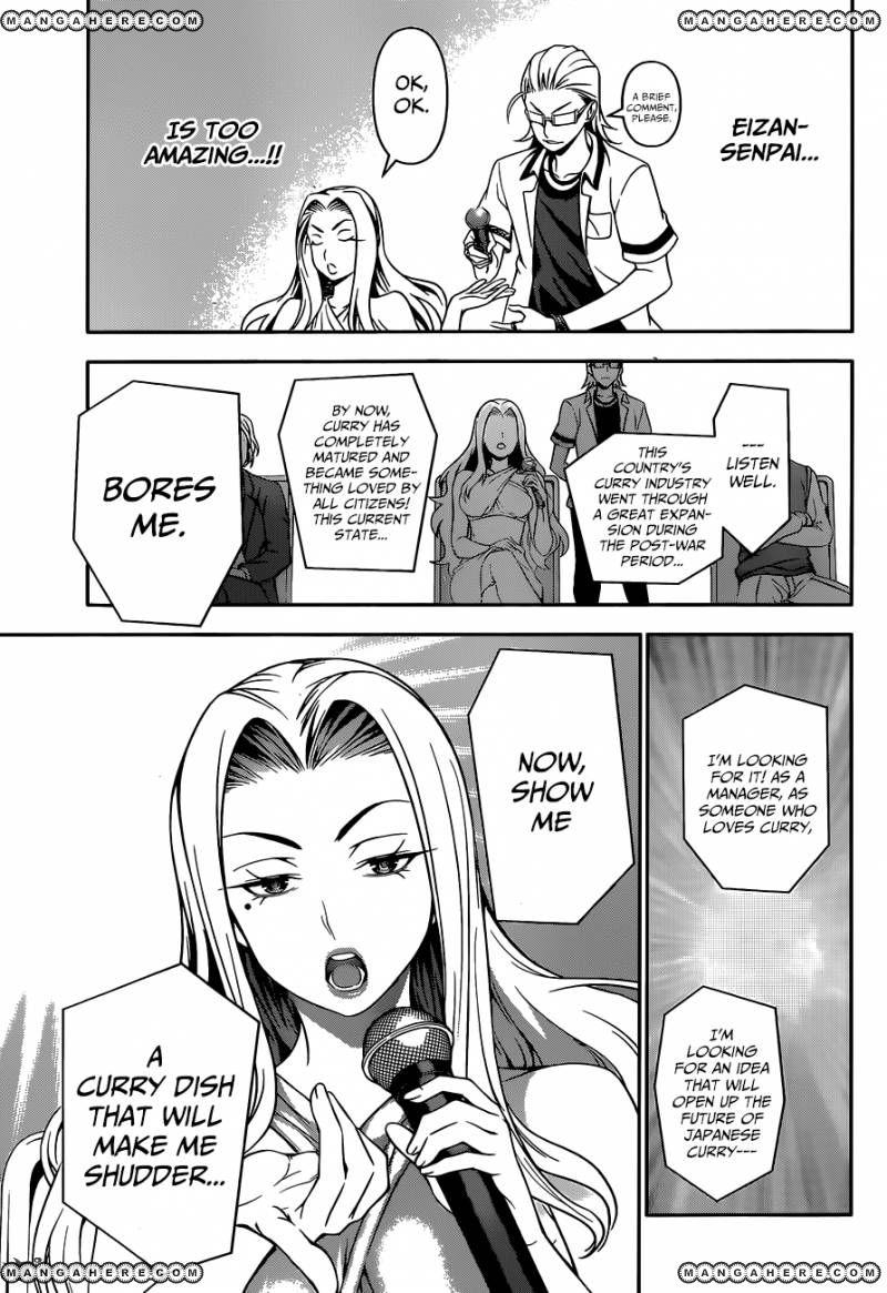 Shokugeki no Soma Chapter 48  Online Free Manga Read Image 10