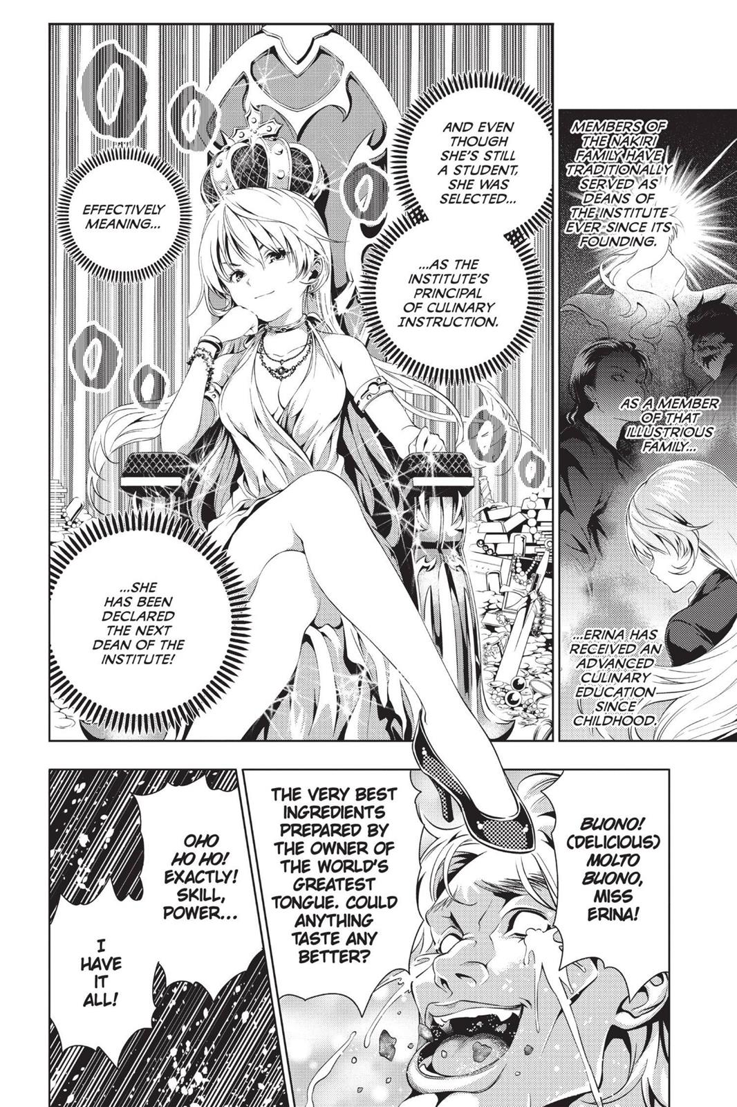 Shokugeki no Soma Chapter 5.5  Online Free Manga Read Image 12