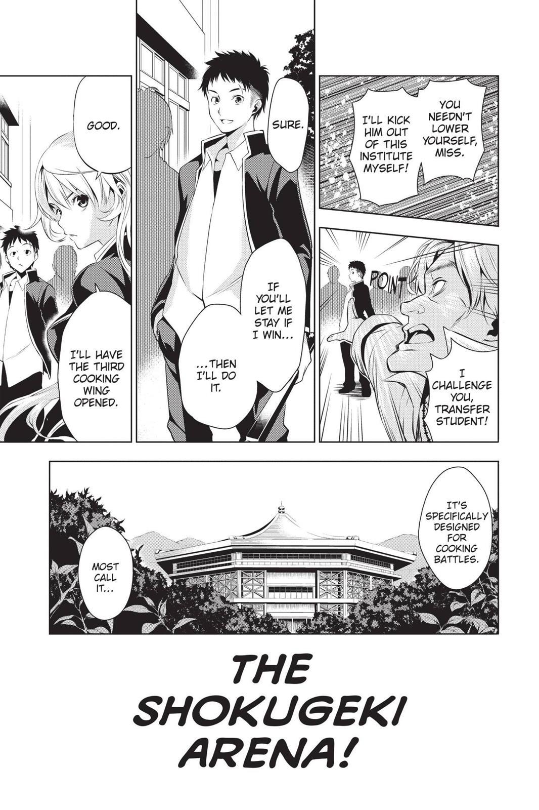 Shokugeki no Soma Chapter 5.5  Online Free Manga Read Image 23