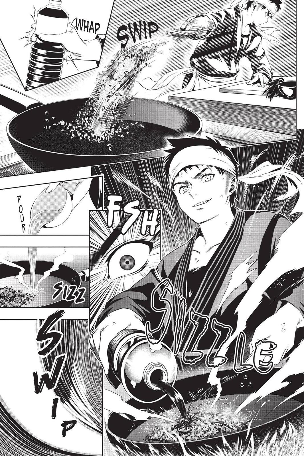 Shokugeki no Soma Chapter 5.5  Online Free Manga Read Image 35