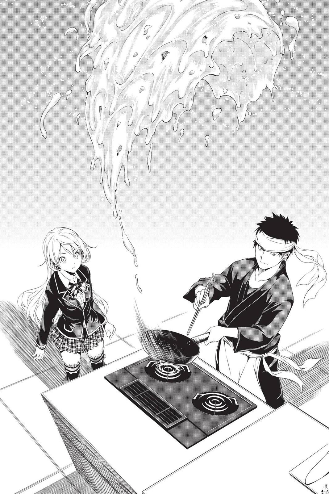 Shokugeki no Soma Chapter 5.5  Online Free Manga Read Image 36