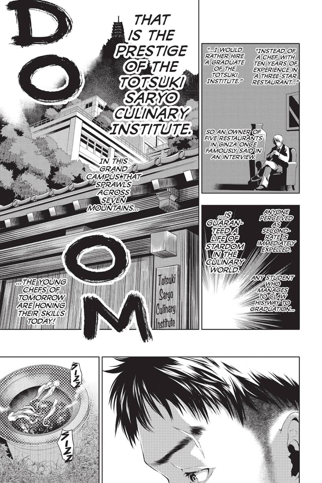 Shokugeki no Soma Chapter 5.5  Online Free Manga Read Image 9
