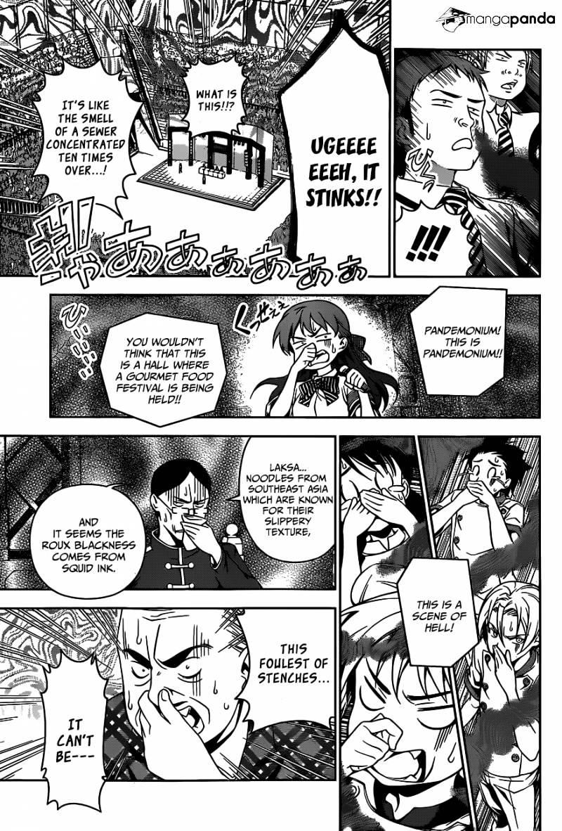 Shokugeki no Soma Chapter 51  Online Free Manga Read Image 10