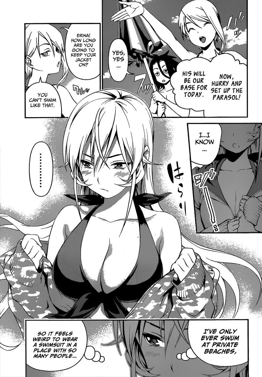 Shokugeki no Soma Chapter 52.5  Online Free Manga Read Image 15