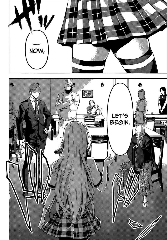Shokugeki no Soma Chapter 52.5  Online Free Manga Read Image 32