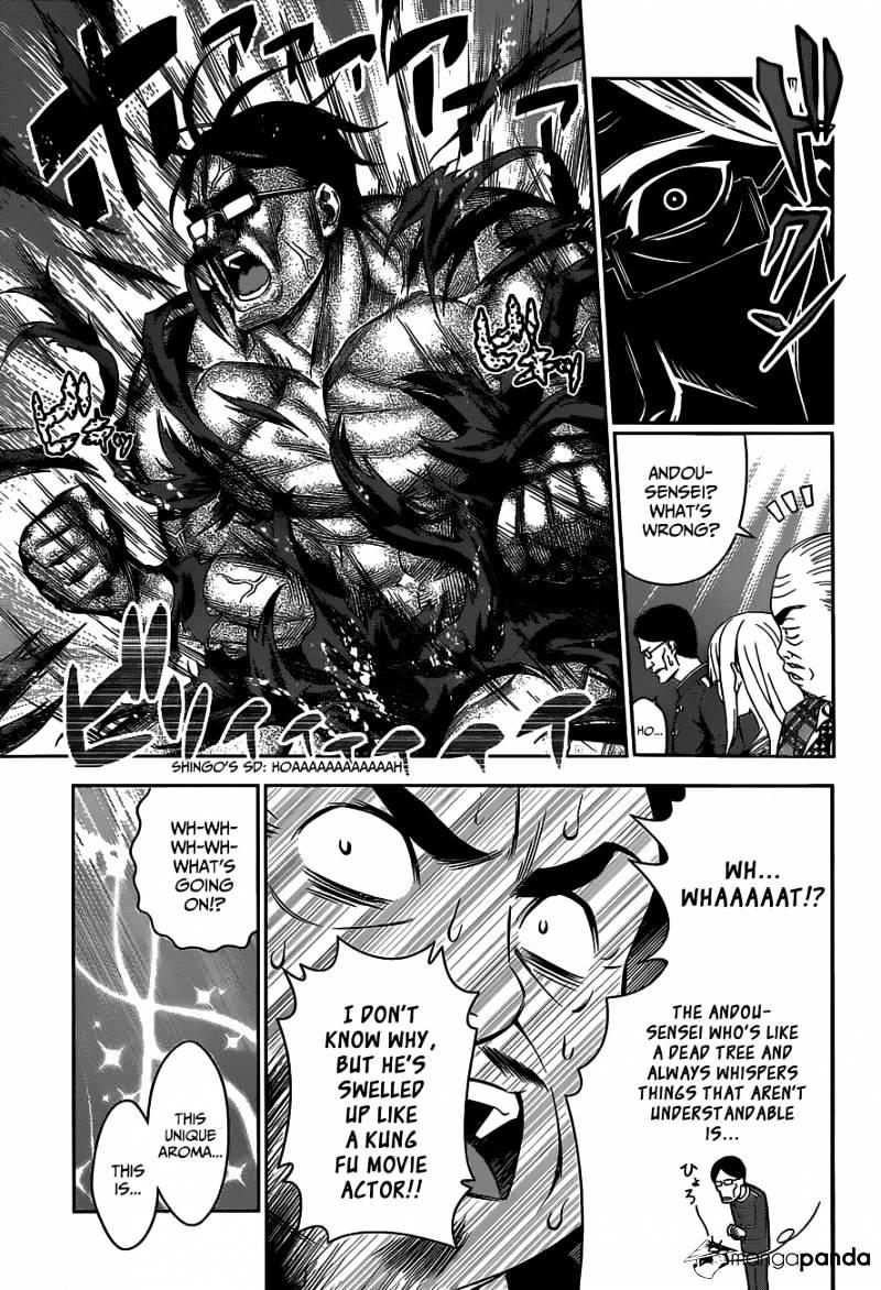 Shokugeki no Soma Chapter 52  Online Free Manga Read Image 8