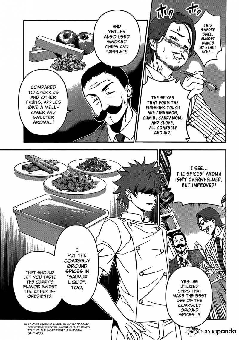 Shokugeki no Soma Chapter 55  Online Free Manga Read Image 12