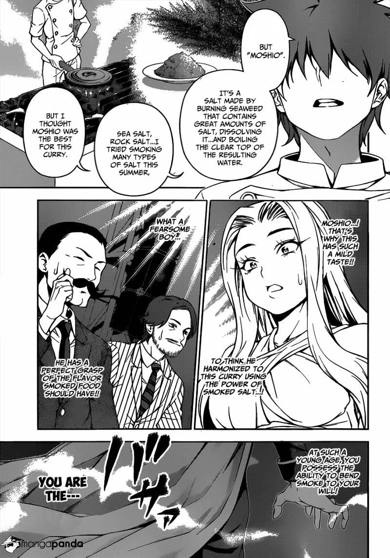 Shokugeki no Soma Chapter 55  Online Free Manga Read Image 14
