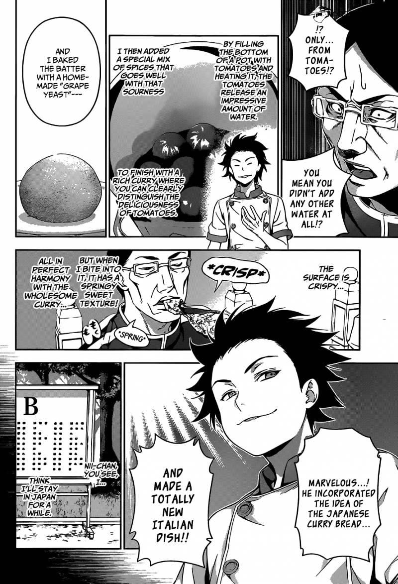 Shokugeki no Soma Chapter 56  Online Free Manga Read Image 10