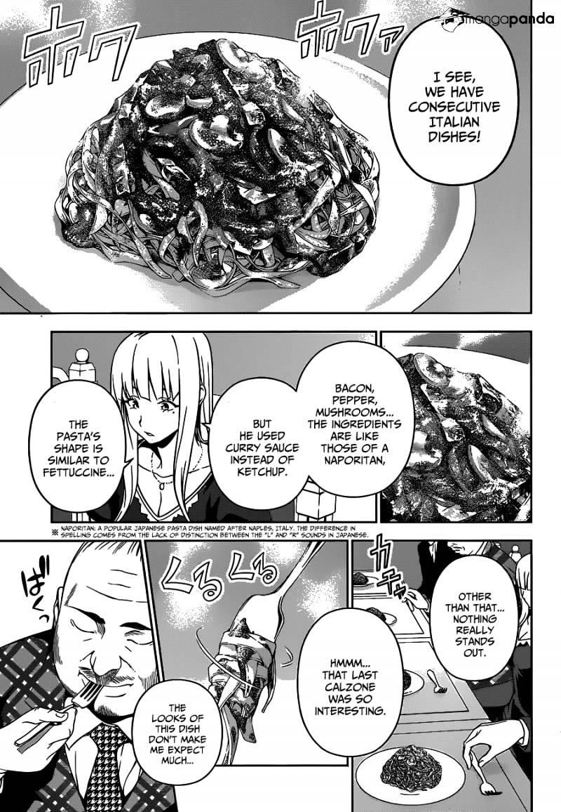 Shokugeki no Soma Chapter 56  Online Free Manga Read Image 13