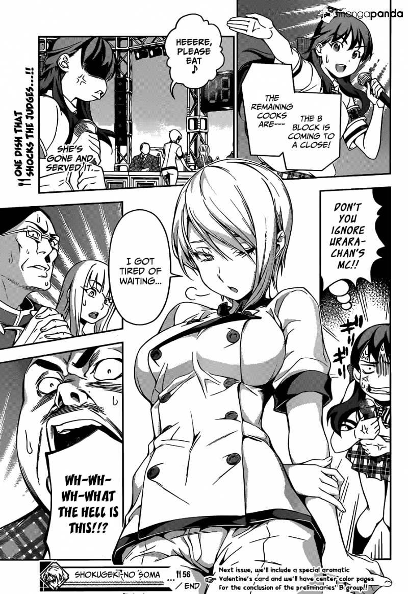 Shokugeki no Soma Chapter 56  Online Free Manga Read Image 23
