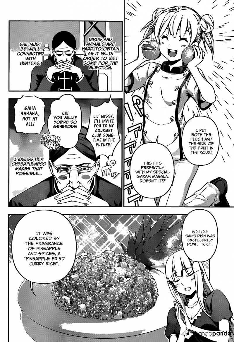 Shokugeki no Soma Chapter 56  Online Free Manga Read Image 6