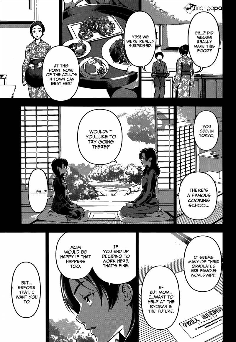 Shokugeki no Soma Chapter 57  Online Free Manga Read Image 16