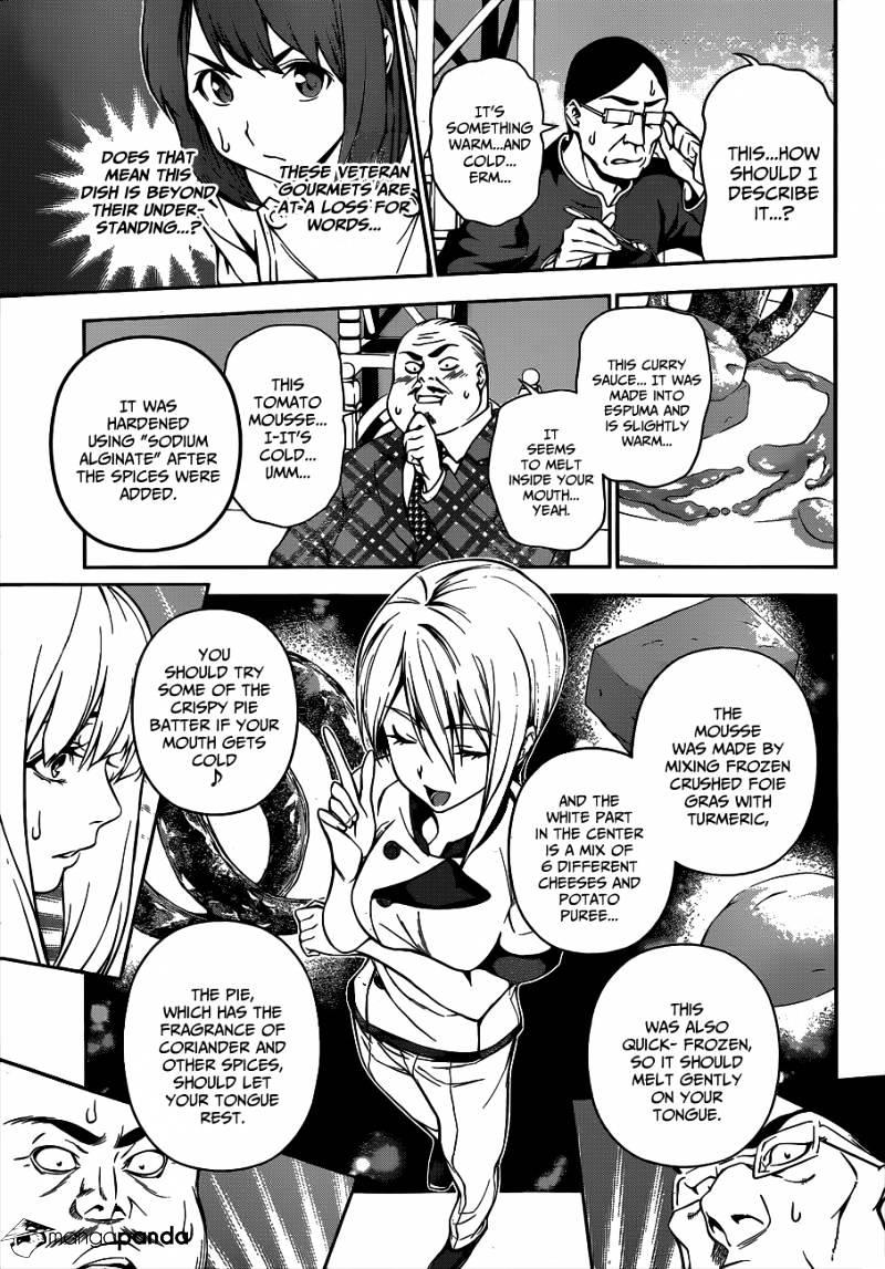Shokugeki no Soma Chapter 57  Online Free Manga Read Image 4
