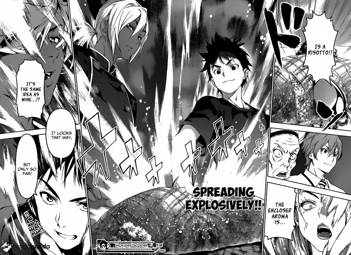 Shokugeki no Soma Chapter 58  Online Free Manga Read Image 19