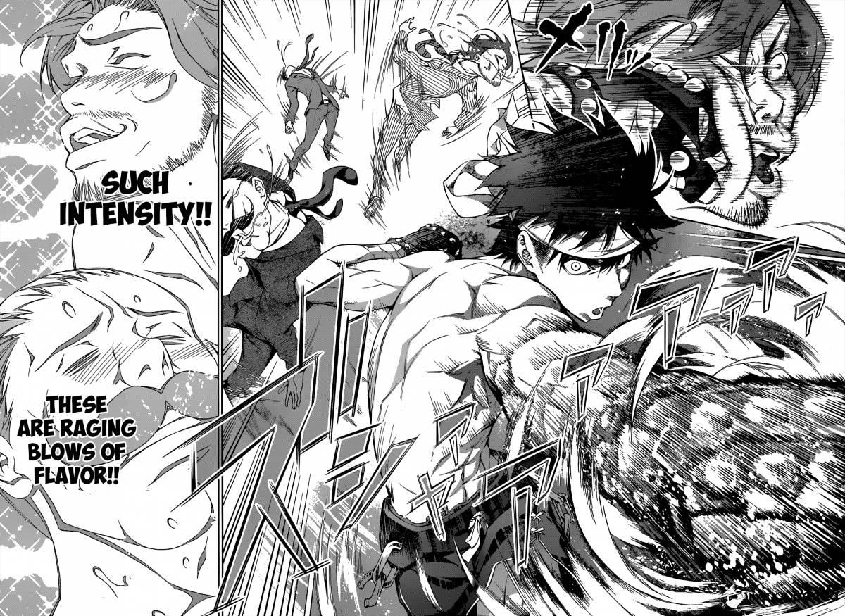 Shokugeki no Soma Chapter 59  Online Free Manga Read Image 5
