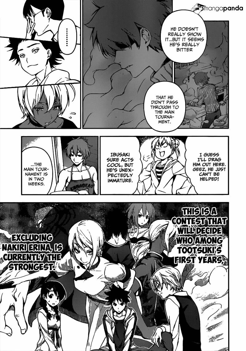 Shokugeki no Soma Chapter 60  Online Free Manga Read Image 8