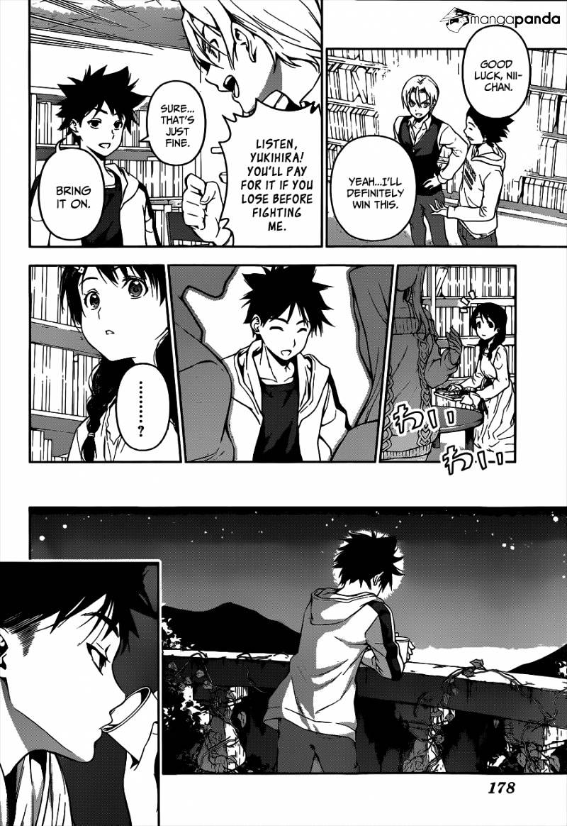Shokugeki no Soma Chapter 60  Online Free Manga Read Image 9
