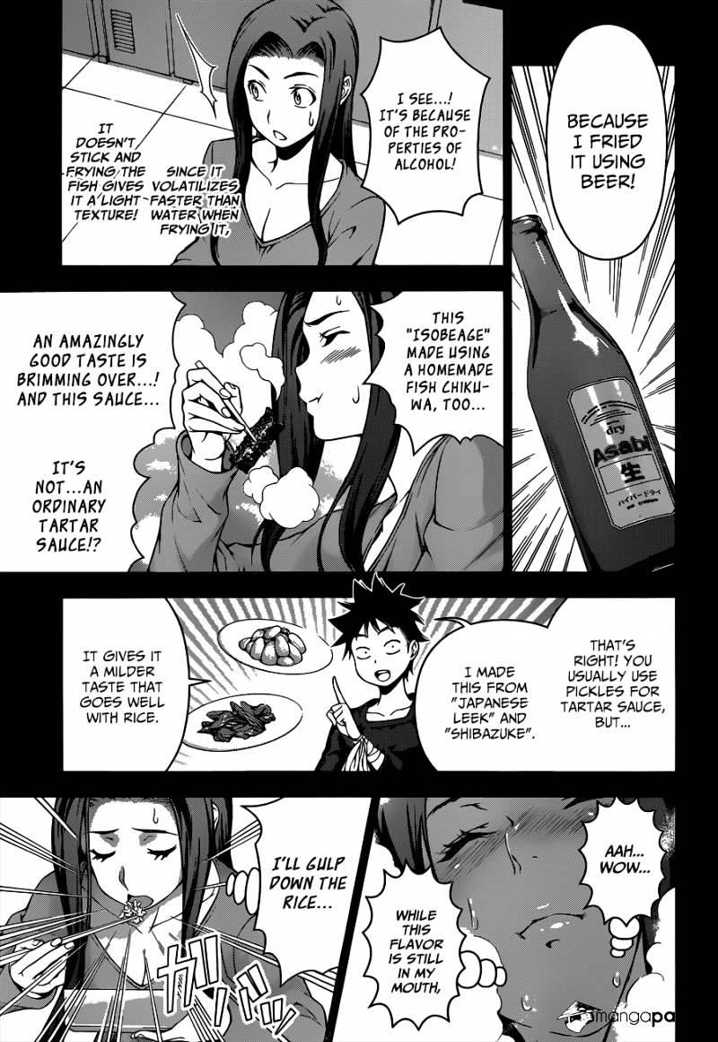 Shokugeki no Soma Chapter 63  Online Free Manga Read Image 12