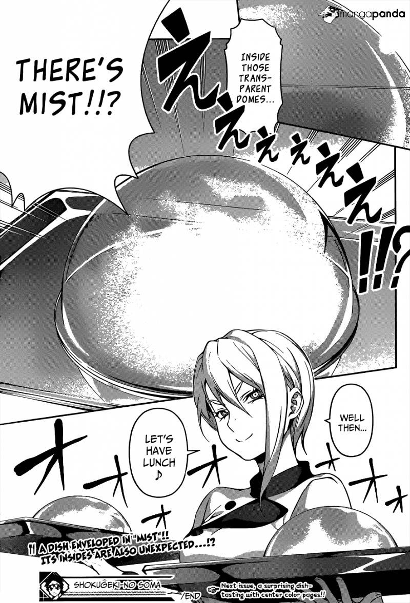 Shokugeki no Soma Chapter 63  Online Free Manga Read Image 20