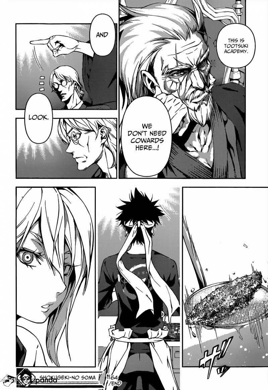 Shokugeki no Soma Chapter 64  Online Free Manga Read Image 19