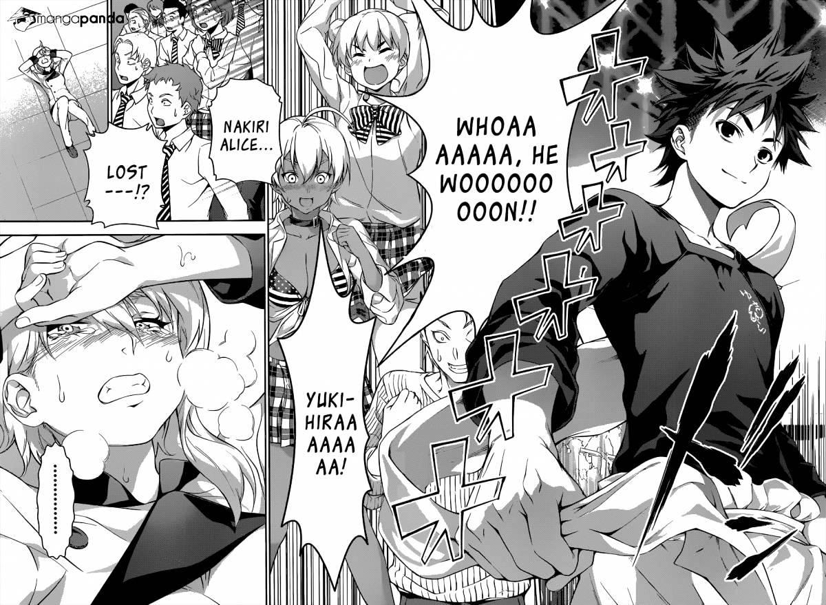 Shokugeki no Soma Chapter 67  Online Free Manga Read Image 5