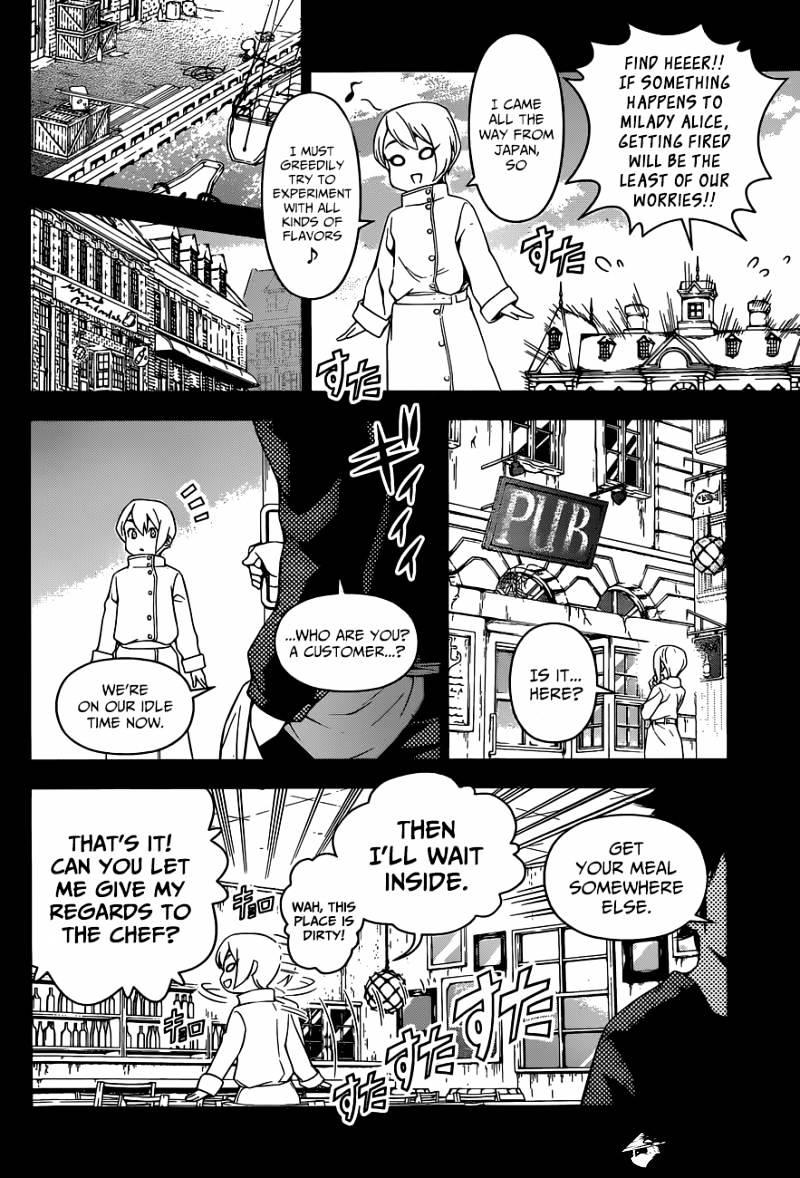 Shokugeki no Soma Chapter 68  Online Free Manga Read Image 19